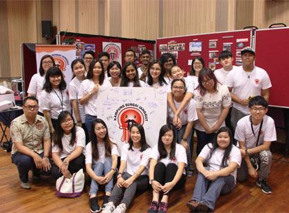 Community Project At Kg Sg Janggut