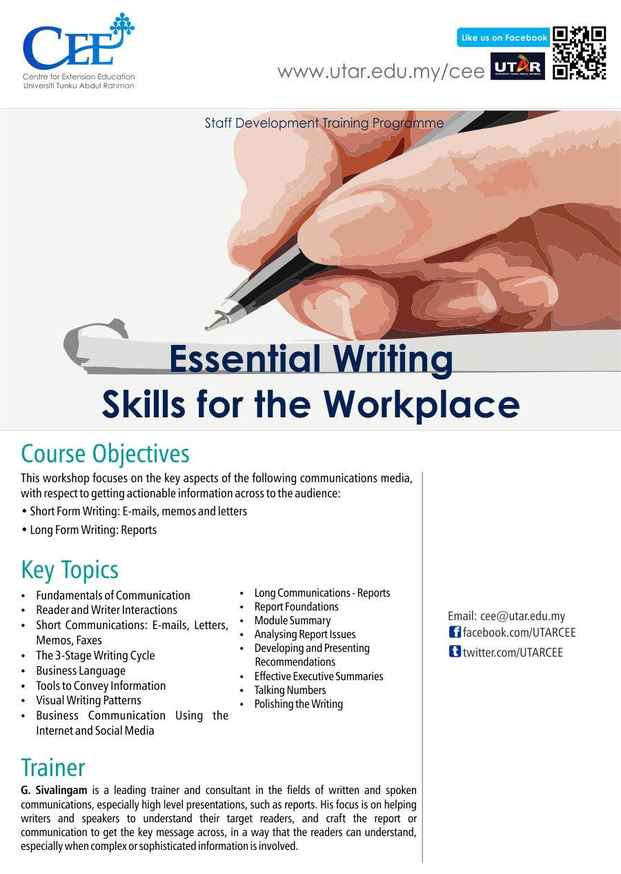 Report Writing Thumbnail  SlideShare